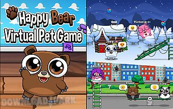Happy bear: virtual pet game