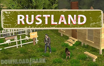 Rustland: survival and craft