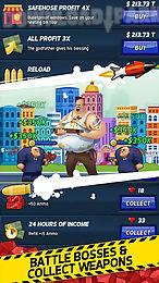 tap mafia: idle clicker