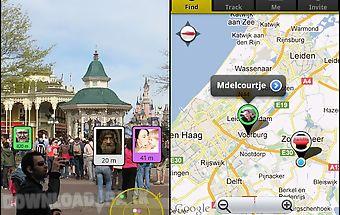 App2find - gps friend tracker