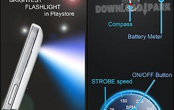 Flashlight for lg phones