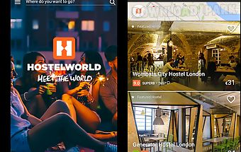 Hostelworld – book hostels