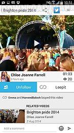 looplr social video hub