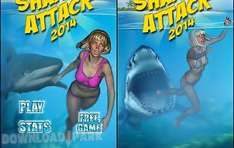 Sharks attack 2014