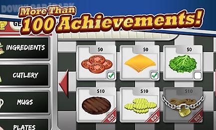 burger-fun food rpg games kids