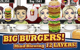 Burger-fun food rpg games kids