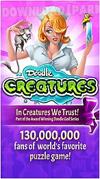 doodle creatures free