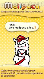 find mail friend「mailpaca」