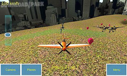 kids plane racers