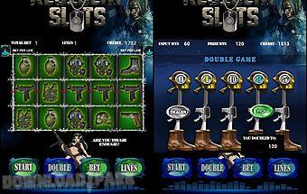 Resident slots