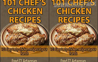 101 chefs chicken recipes