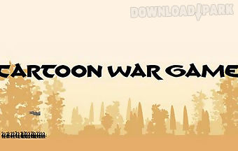 Cartoon war game