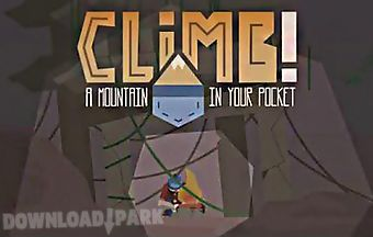 Climb! a mountain in your pocket