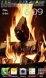 fireplace video hd