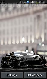 The Description Of Lamborghini Live Wallpapers With Unbelievably Beautiful Cars Feel Luxurious Life Application Has A Collection High Quality