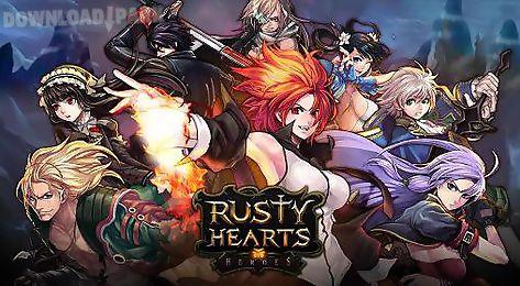 rusty hearts: heroes