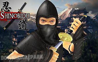 Shinobidu: ninja assassin 3d