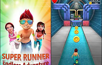 Super runner: endless adventure