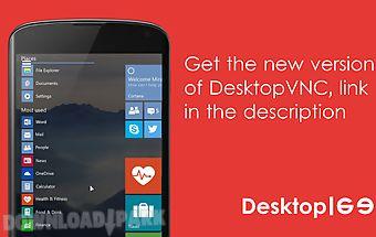 Desktop vnc