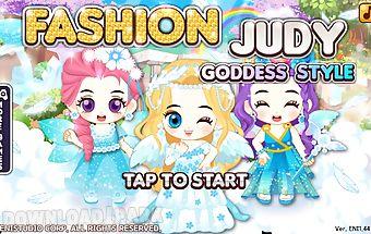 Fashion judy: goddess style