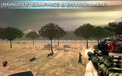 jungle hunting & shooting 3d