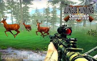 Jungle hunting & shooting 3d