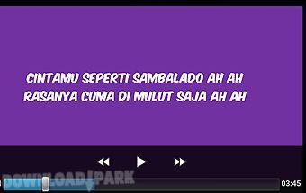 Lagu dangdut remix