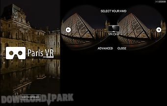 Paris vr - google cardboard