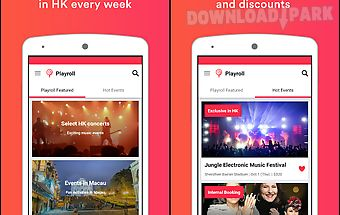 Playroll-discover hk fun event
