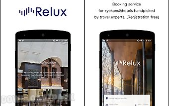 Relux - reservation service