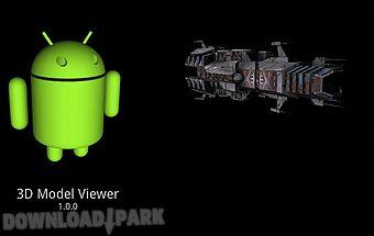 3d model viewer