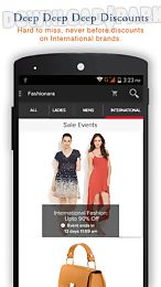 fashionara - fashion shopping