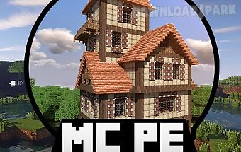 House mods for mcpe