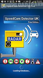 speed camera detector free