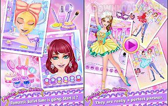 Ballet spa salon: girls games