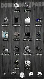 black adw theme