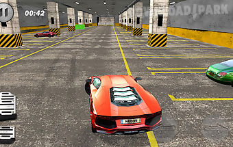 Cars parking 3d simulator