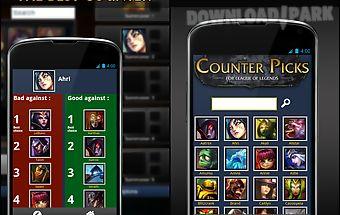 Counterpicks league of legends