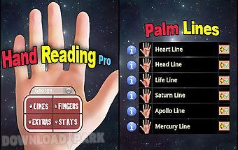 Hand reading lite - chirology
