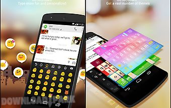 Hindi for go keyboard - emoji