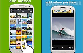 Klipmixfree video editor