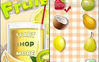 Make juice now - cooking game