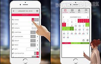 Ovulation & period calendar