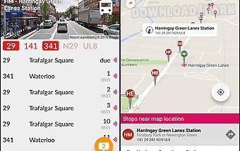 Uk bus checker free live times