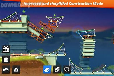 bridge constructor stunts all