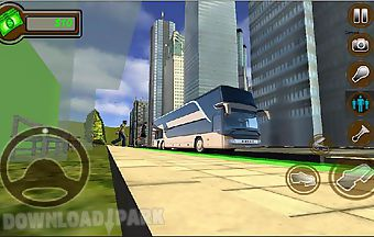 Chicago bus simulator
