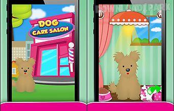 Dog care salon