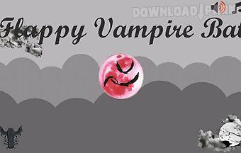 Flappy vampire bat
