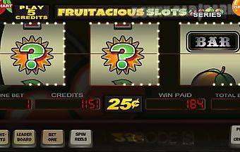 Fruitalicious slot machine free