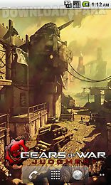 gears of war judgment live wallpaper pack free